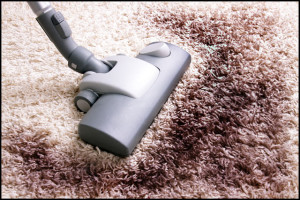 Dirty carpets get cleaning treatment