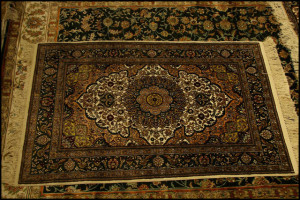 Oriental style rugs for cleaning