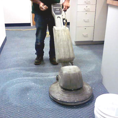 Organic Commercial Carpet Cleaner
