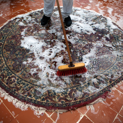 Persian Carpet Cleaning Service