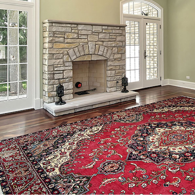 Residential Persian Rug Cleaning Service